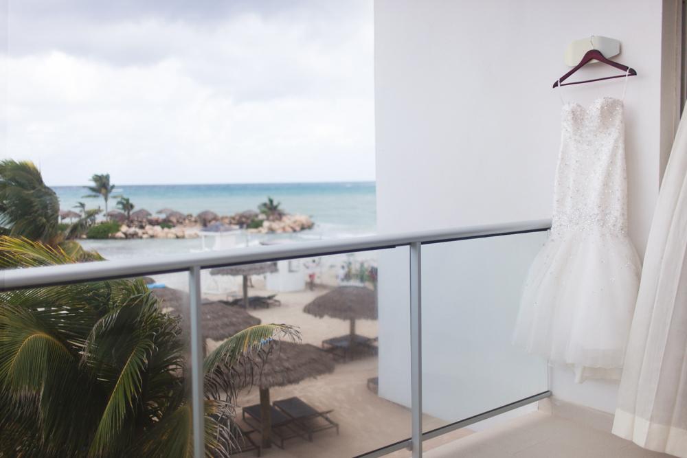 royalton white sands wedding