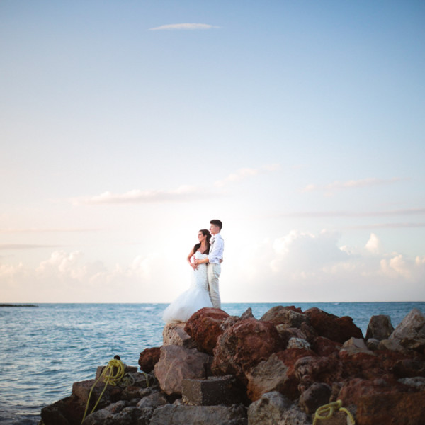 Royalton White Sands Wedding