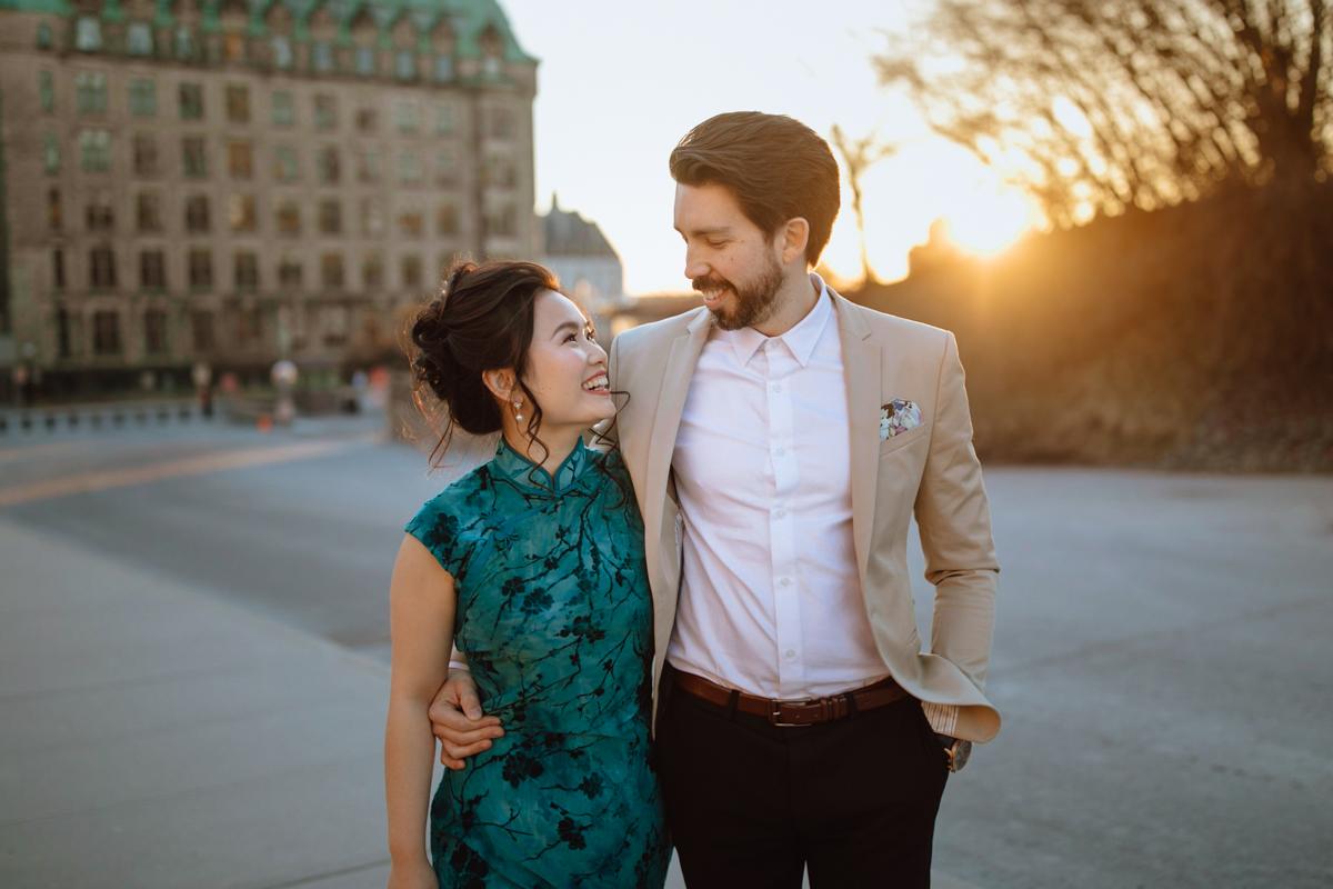 ottawa chinese wedding photographer