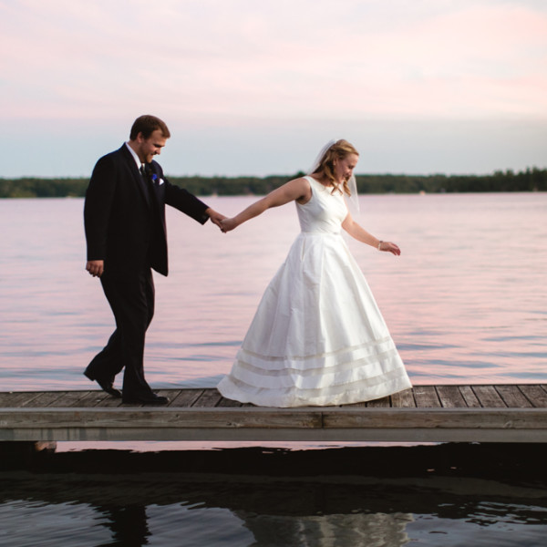 Wedding at Viamede Resort, Woodview