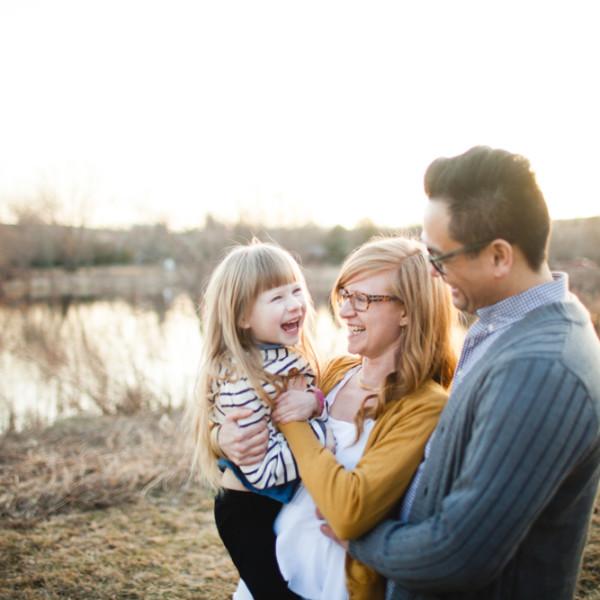 Peterborough Family Portrait