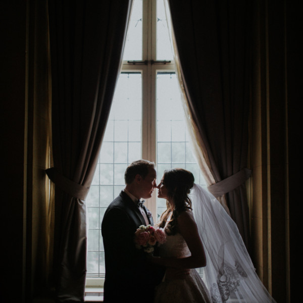 Chateau Frontenac Wedding