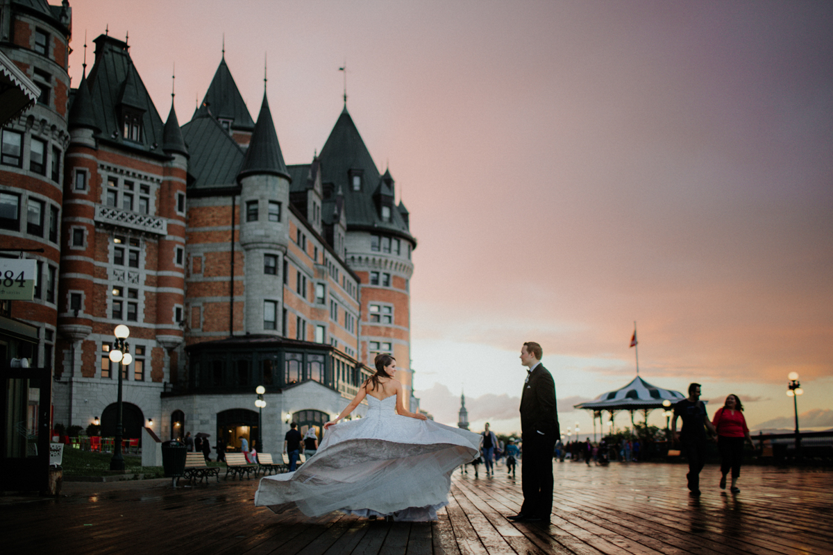 Unique Ottawa Wedding photographer