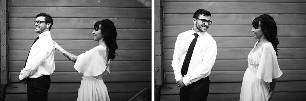 Orillia Ontario wedding