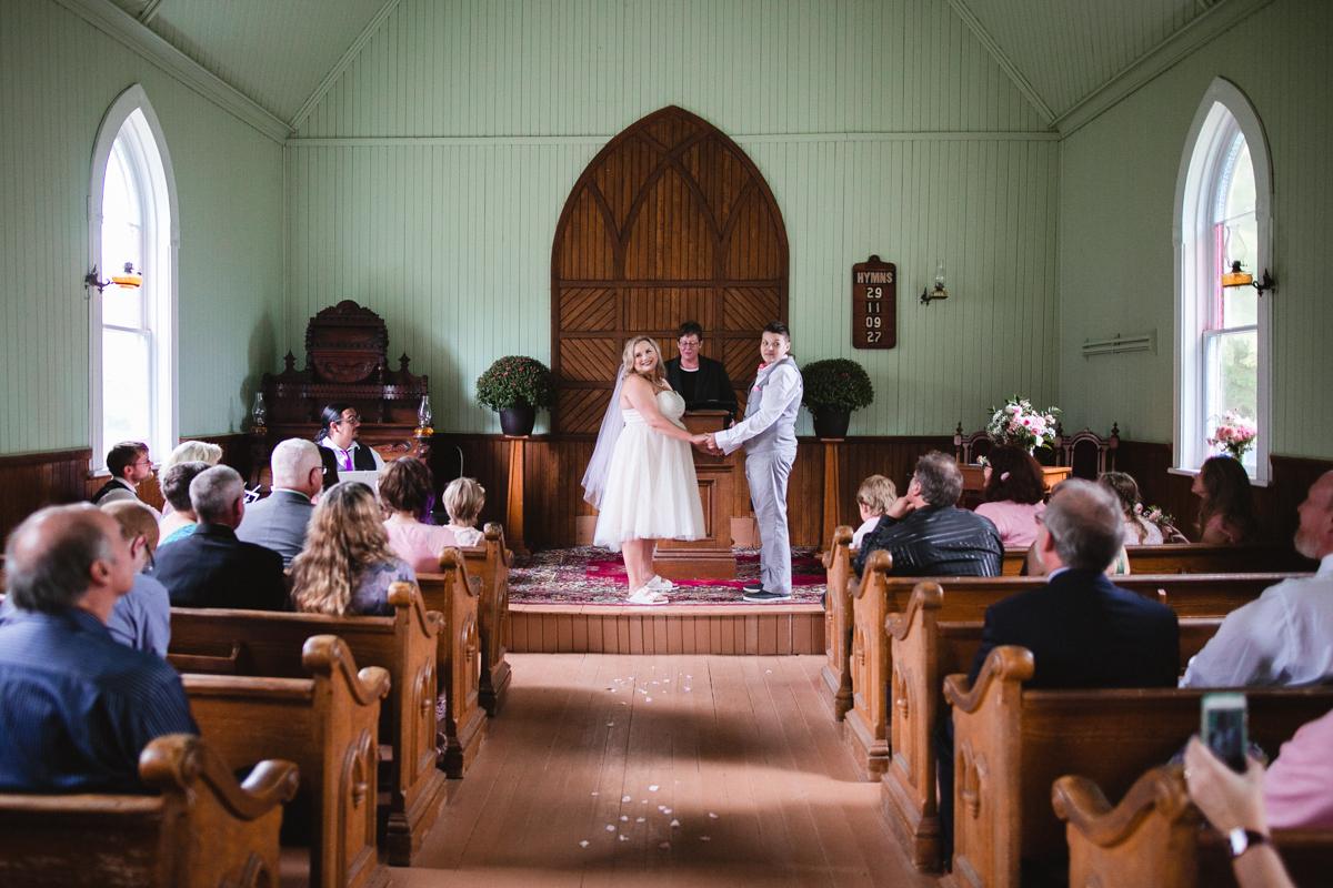 Lang Pioneer Village Keene Wedding