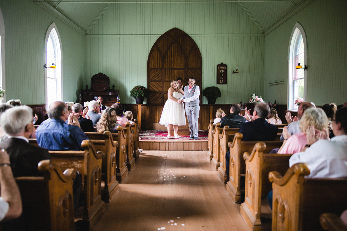 upper canada village fort henry wedding