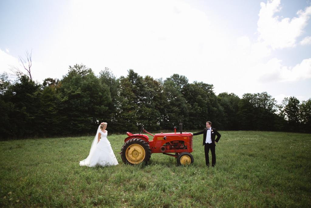 quebec farm wedding