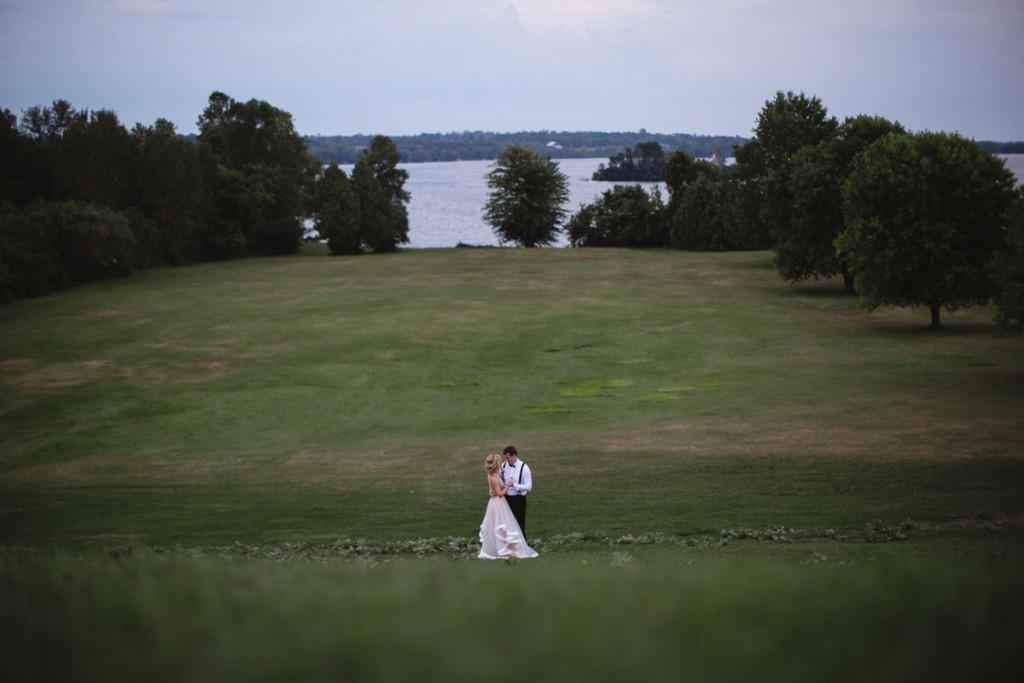 Gatineau park wedding
