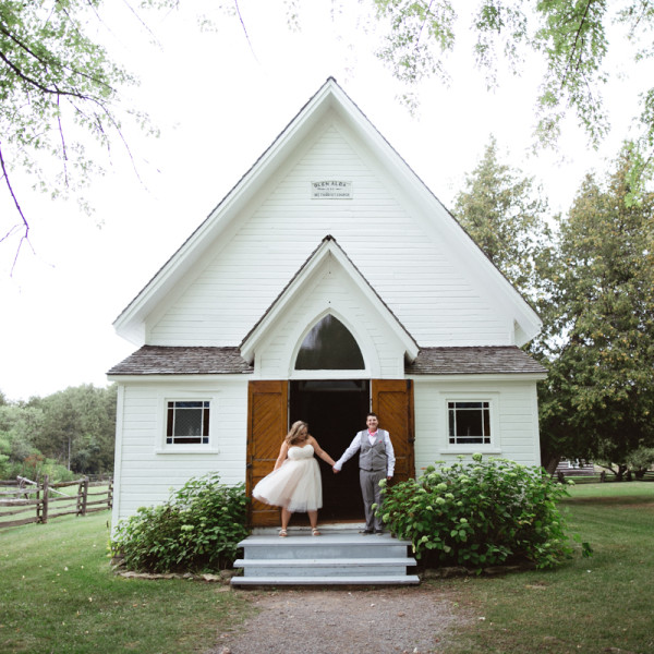 Lang Pioneer Village Keene Wedding