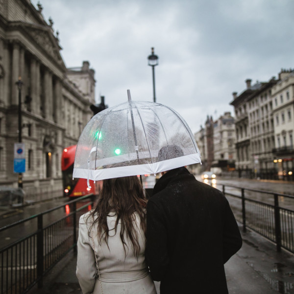 Sunrise Engagement Shoot in London