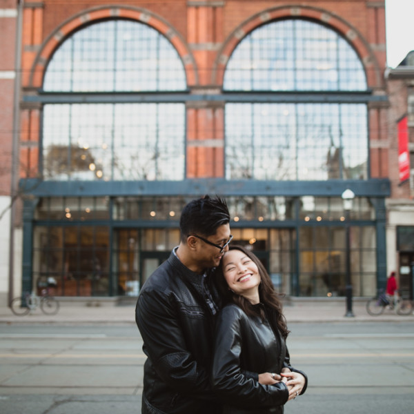 Downtown Lifestyle Engagement Session