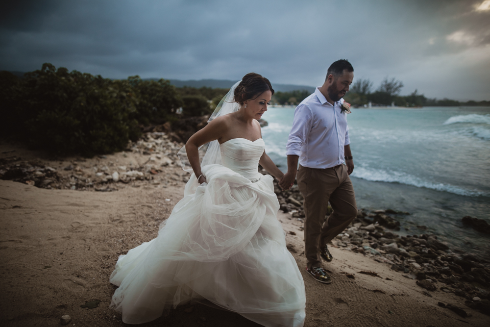 Grand Bahia Principe Jamaica Wedding
