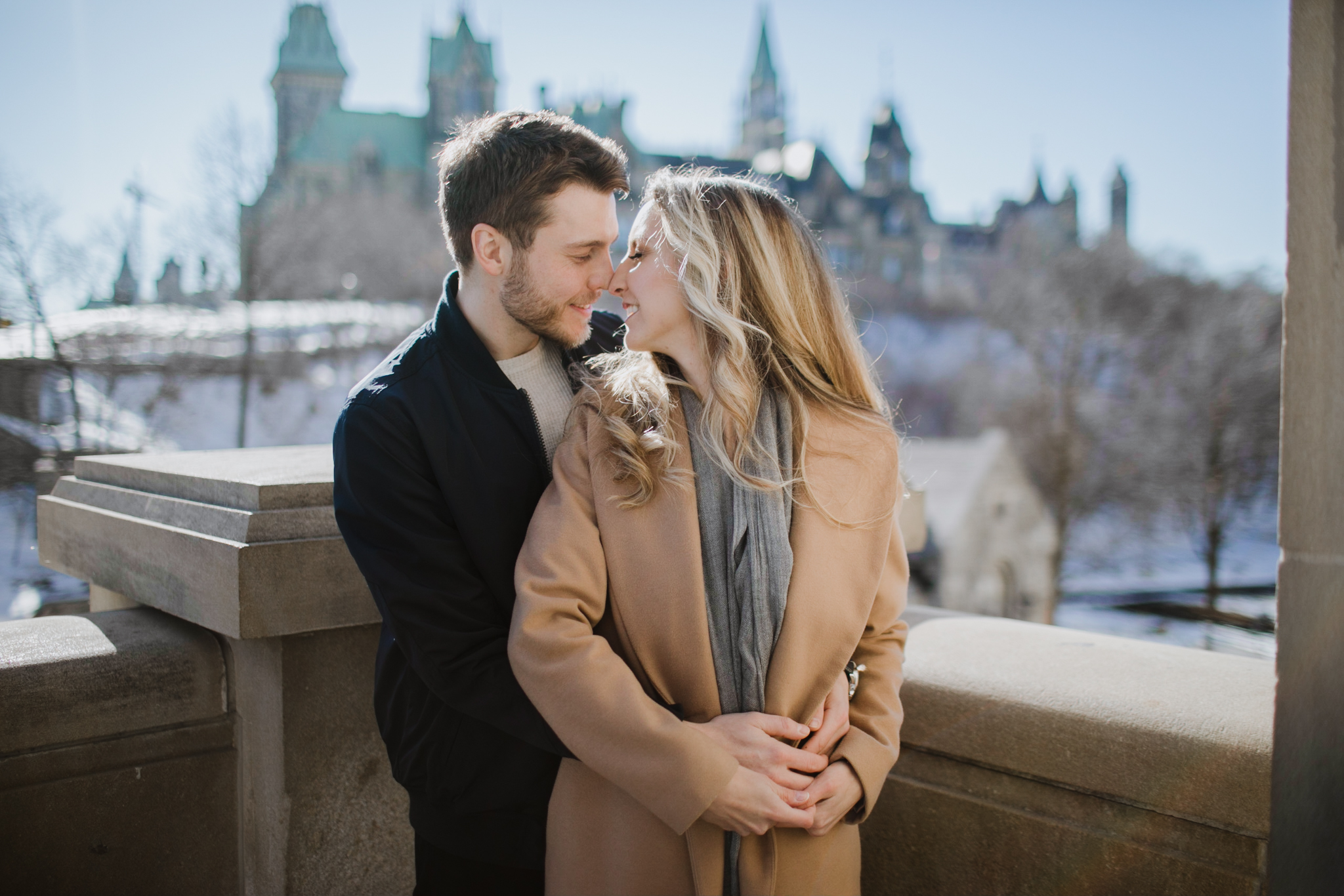 Chateau Laurier Engagement
