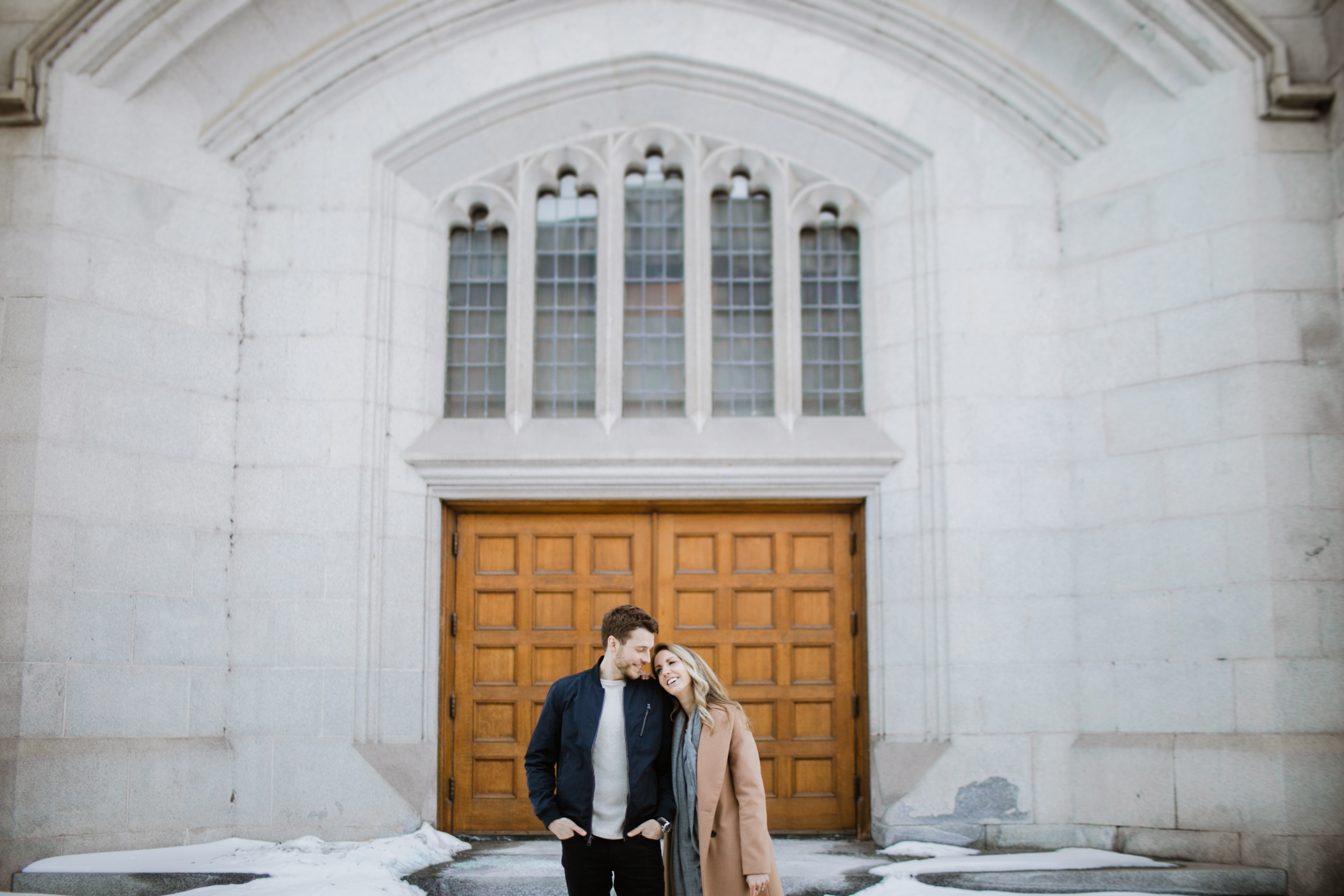 Fairmont Chateau Engagement