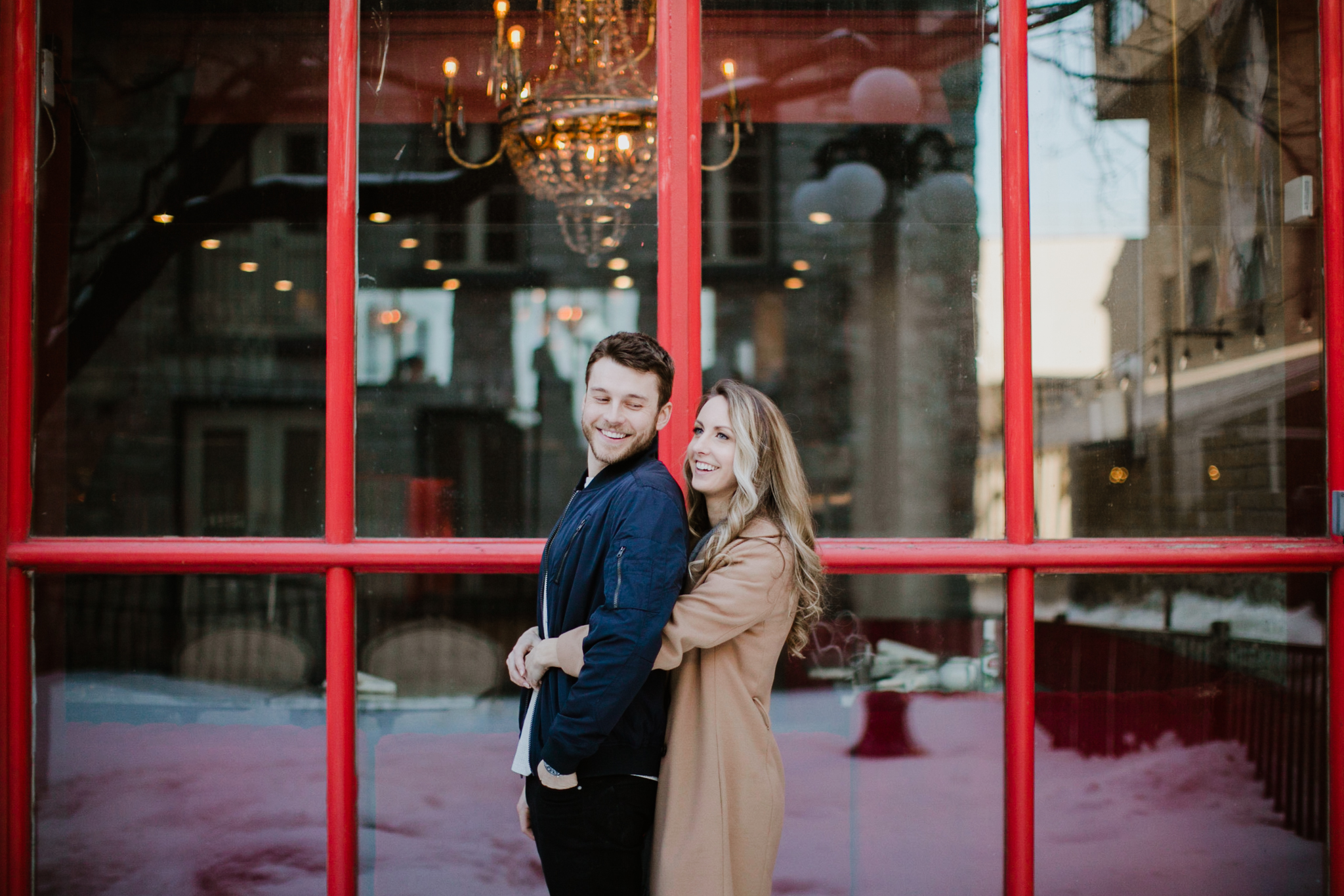March Engagement Shoot