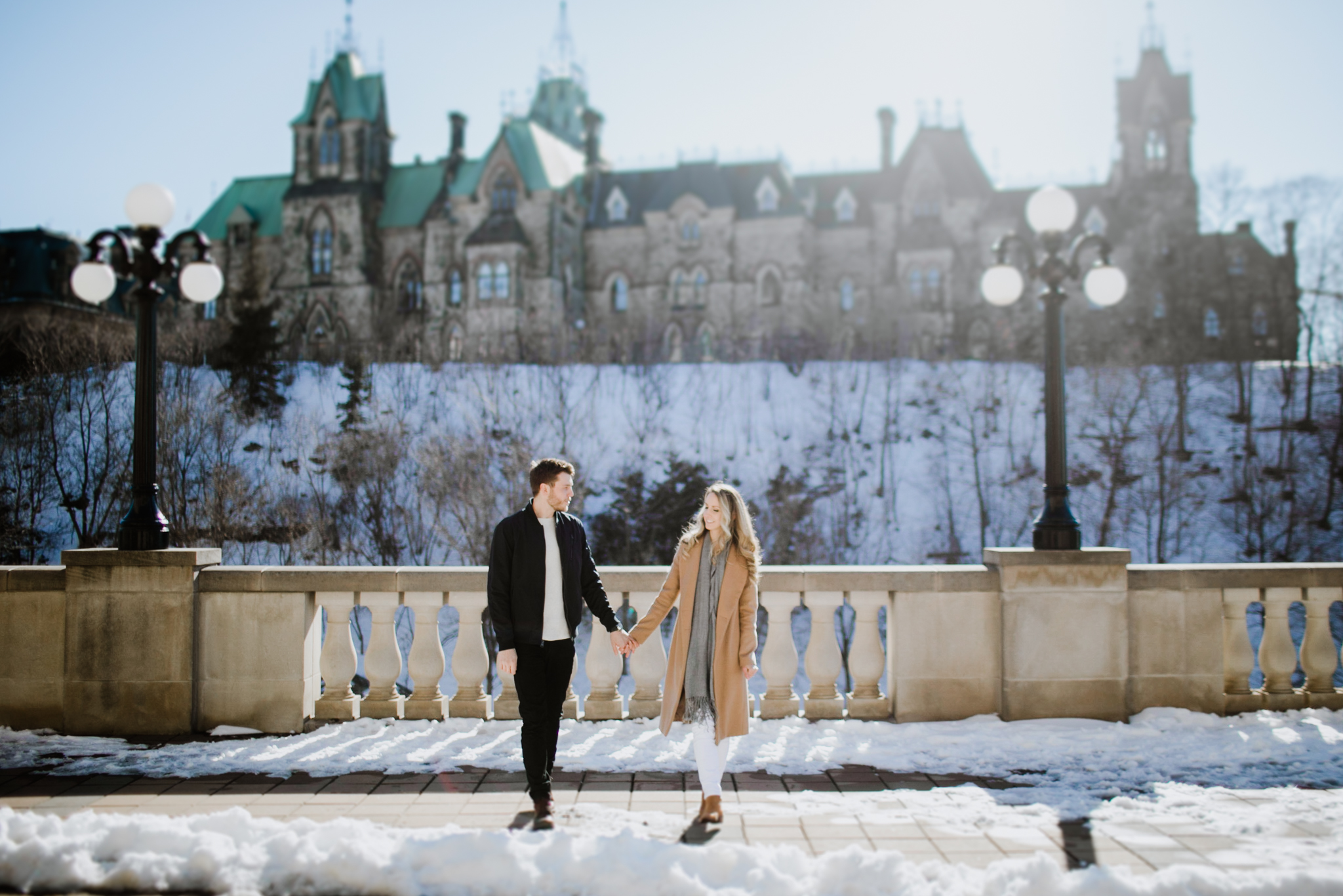 Downtown Ottawa Engagement
