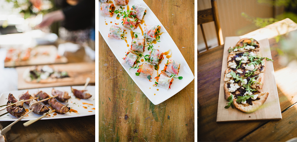Tasting Event & Food Photography