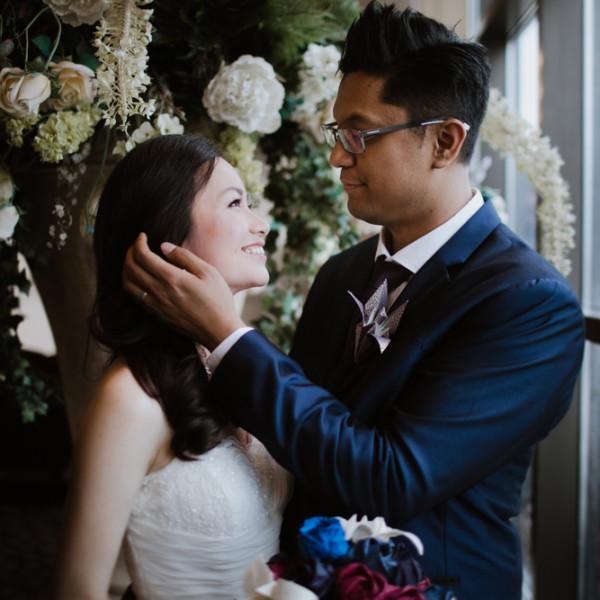 Winston & Helen's Mississauga Wedding