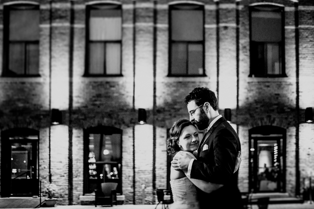 St Ambroise Canal Montreal Wedding