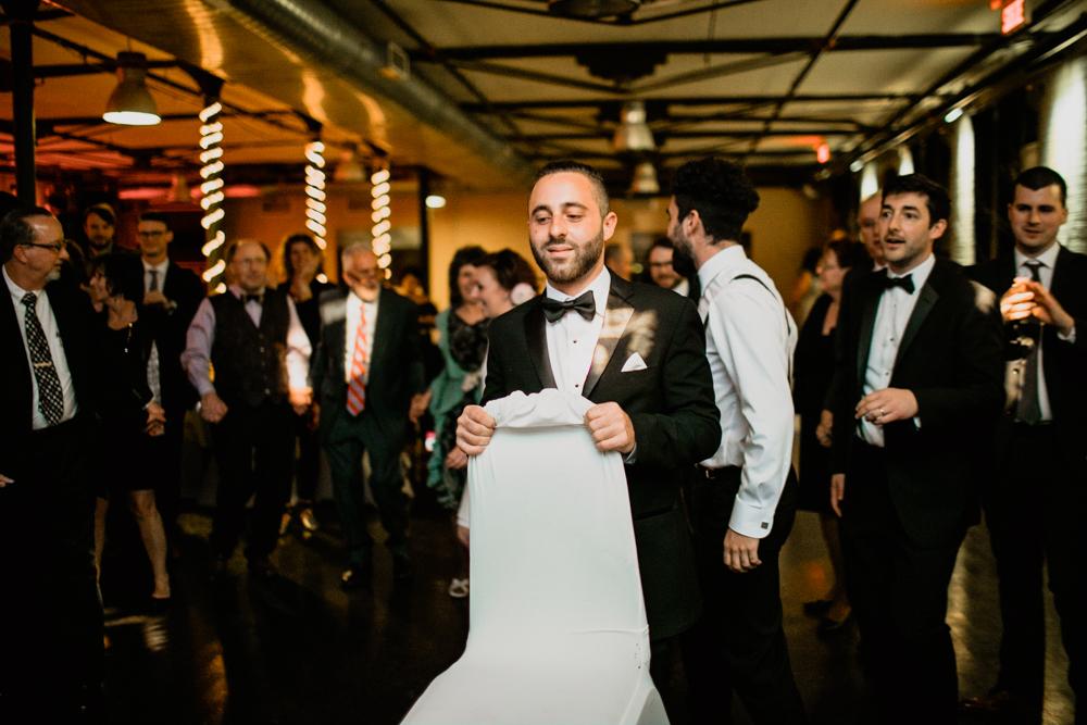 Montreal Jewish Wedding Photographer