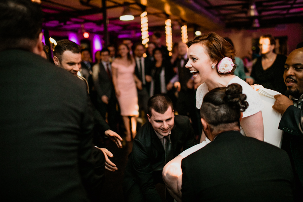 Montreal Jewish Wedding Reception