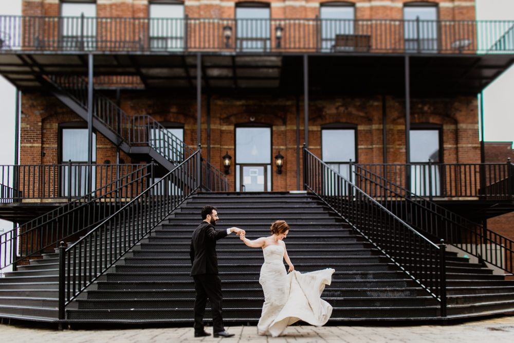 Château St Ambroise wedding