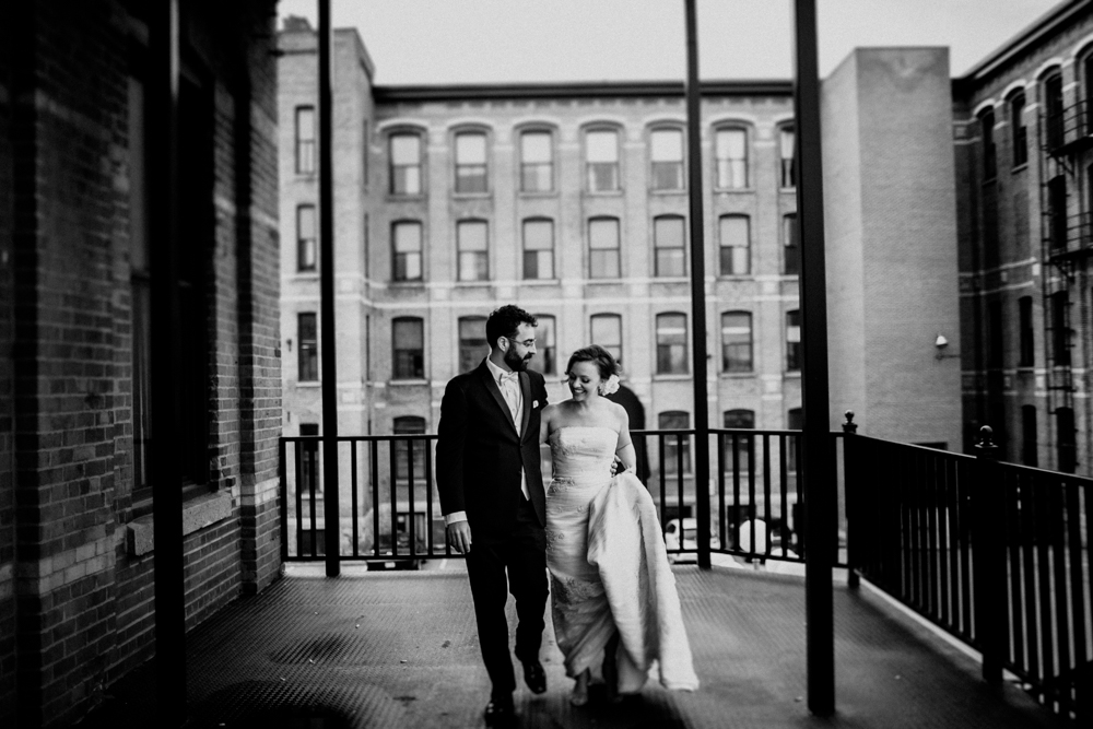 Château St Ambroise montreal wedding