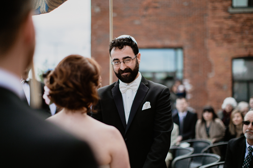 montreal jewish wedding ceremony