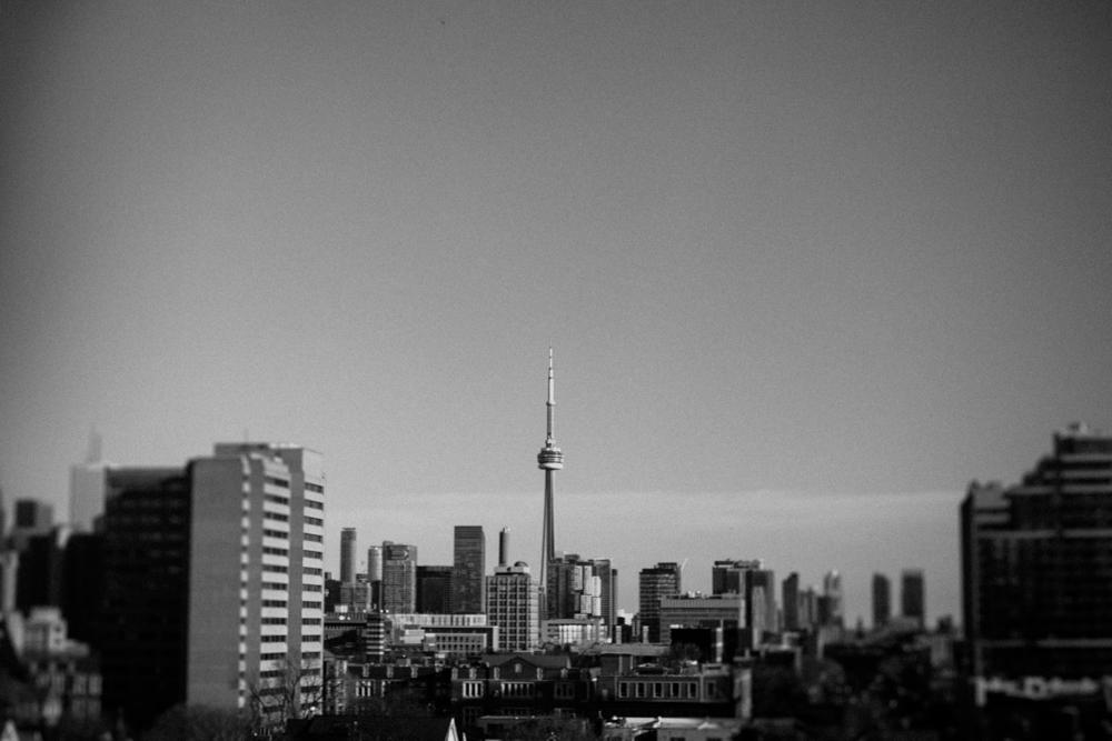 Toronto Skyline Wedding Photographer