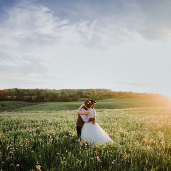 South Pond Farms Barn Wedding