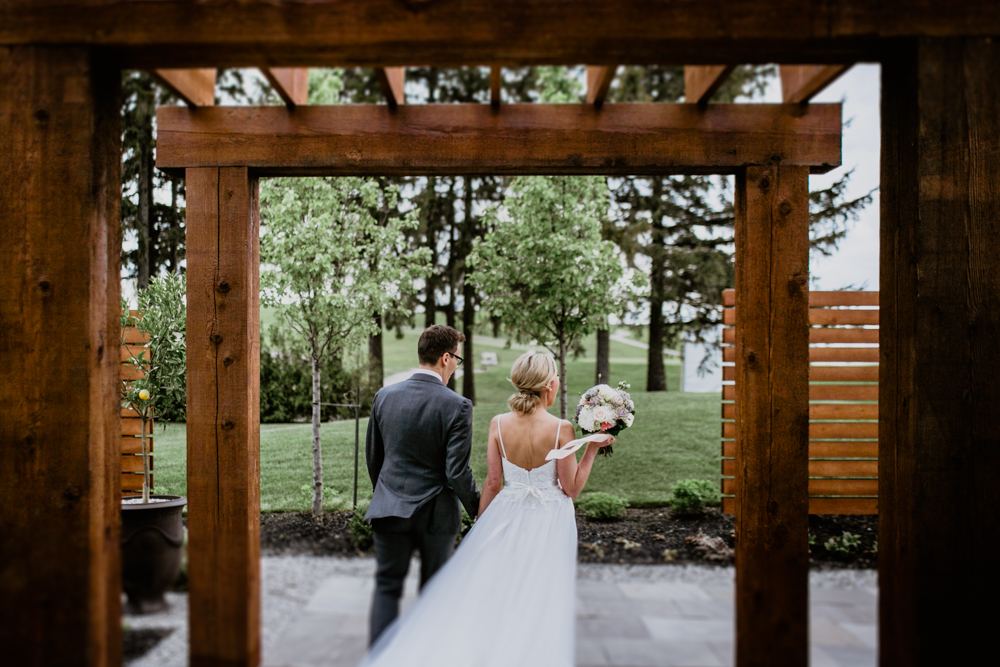 Creative ottawa wedding photographer