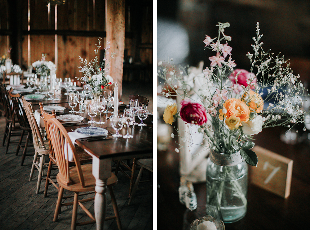 SOUTH POND BARN WEDDING