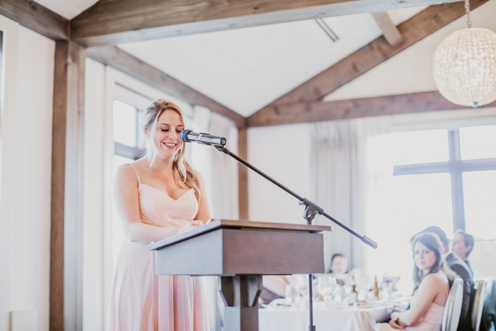 ottawa maid of honour speech