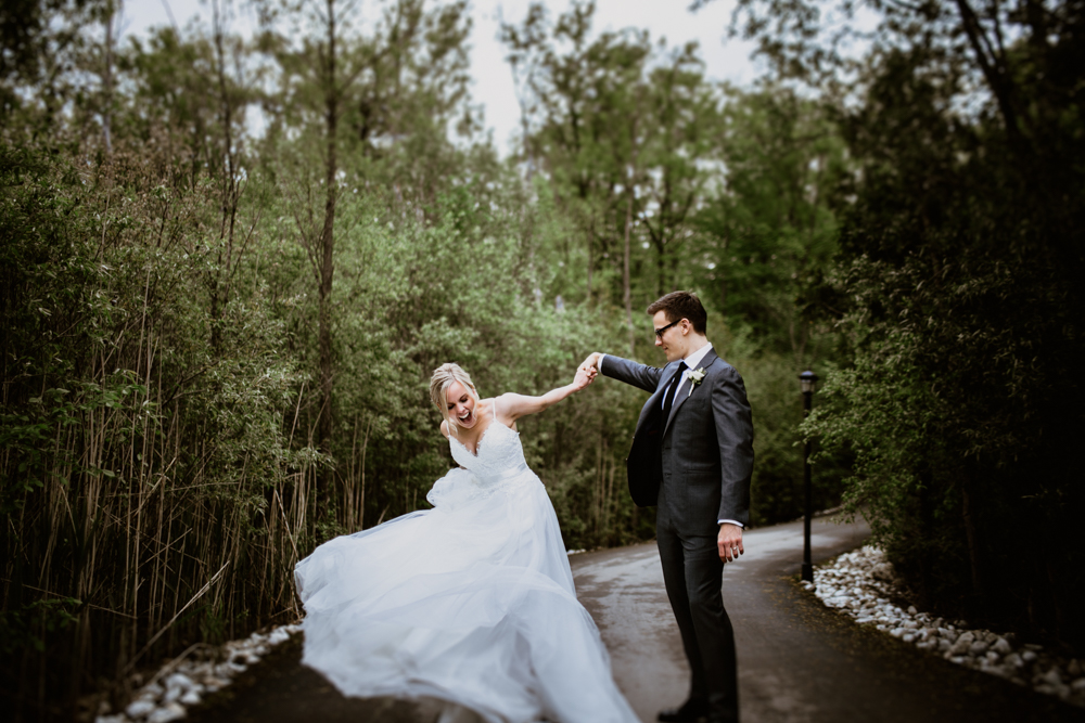 Gatineau Outdoor Wedding