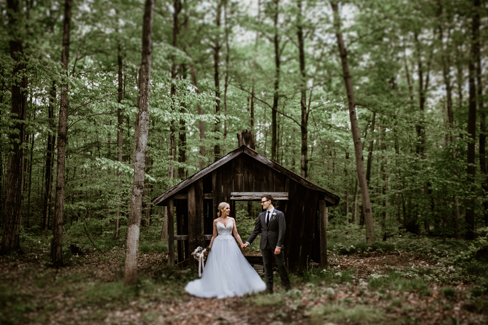 west quebec wedding