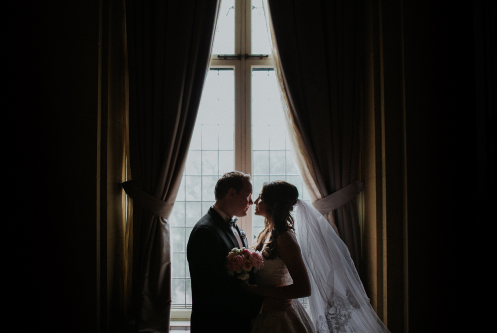 Fairmont Chateau Frontenac Wedding Photographer