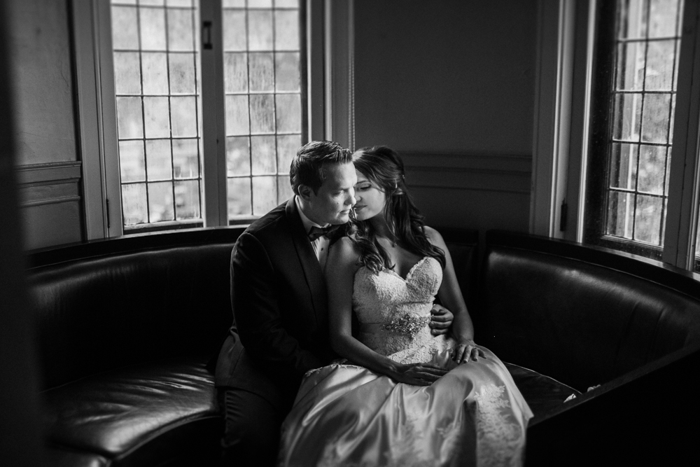 Fairmont Le Chateau Frontenac Wedding