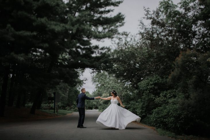 La Toundra Montreal Wedding Photographer