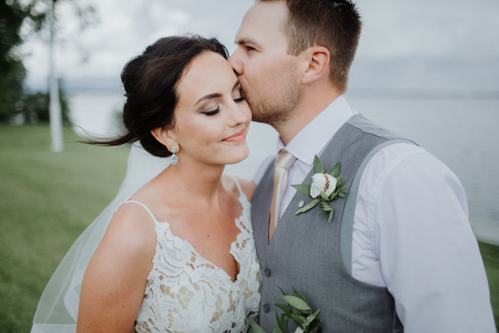 Wolfe Island Kingston wedding