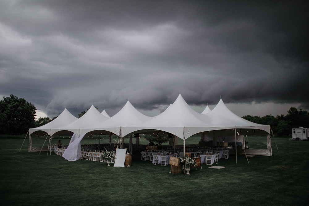 best outdoor wedding kingston