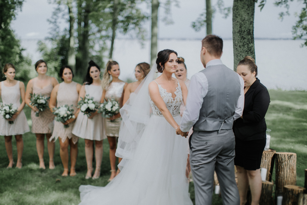 Wolfe Island ontario Wedding