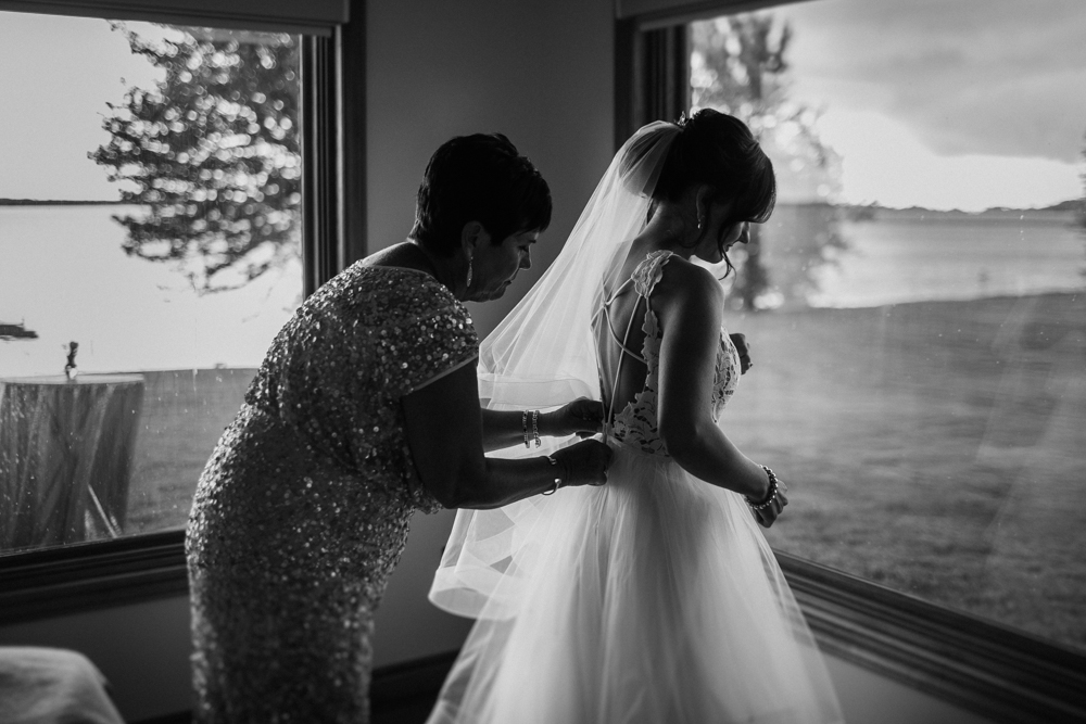Kingston Wolfe Island Wedding