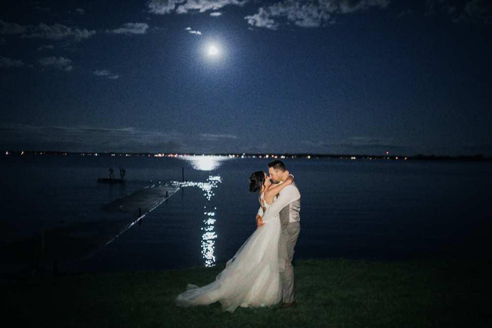 Wolfe Island wedding venue