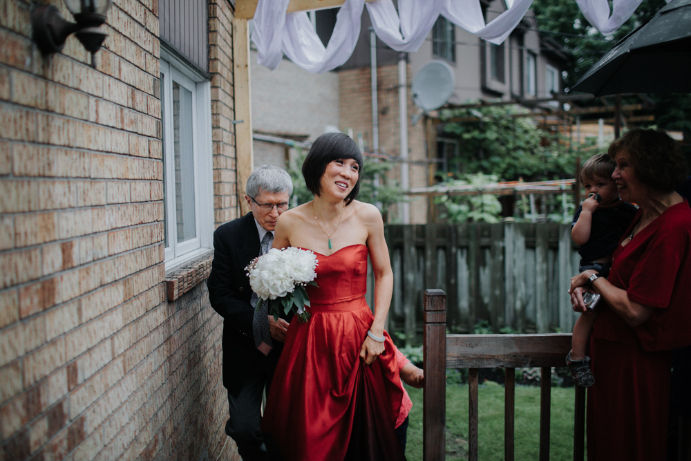 Intimate Montreal Wedding