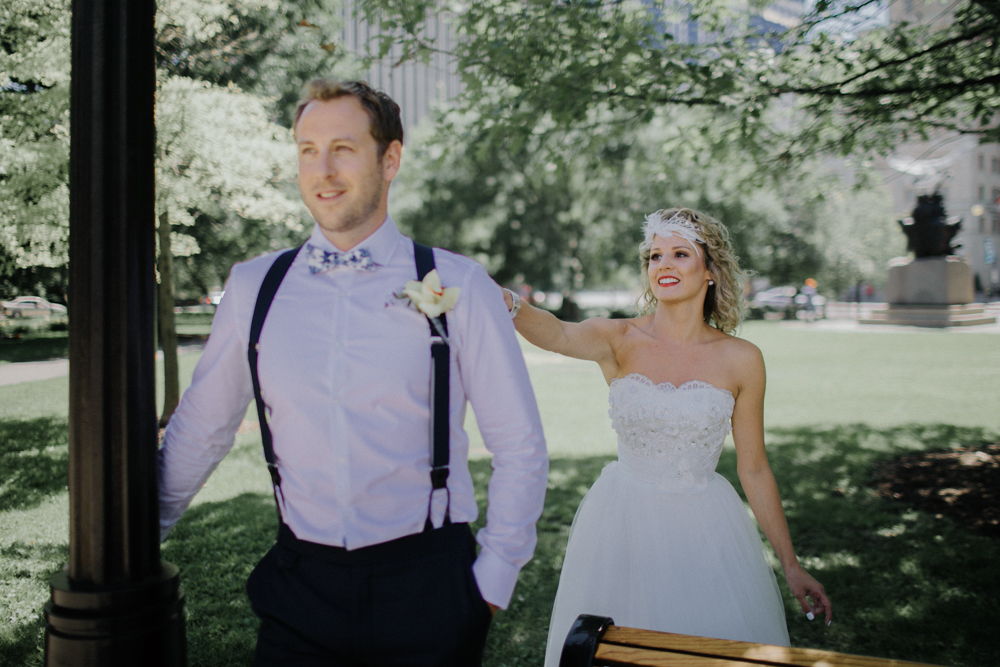 Downtown Ottawa Wedding