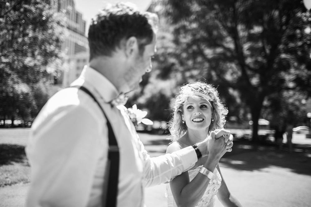 Downtown Ottawa Wedding
