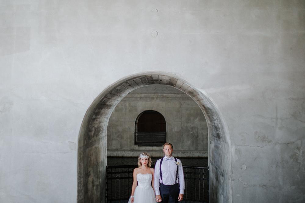 Downtown Ottawa Wedding portraits