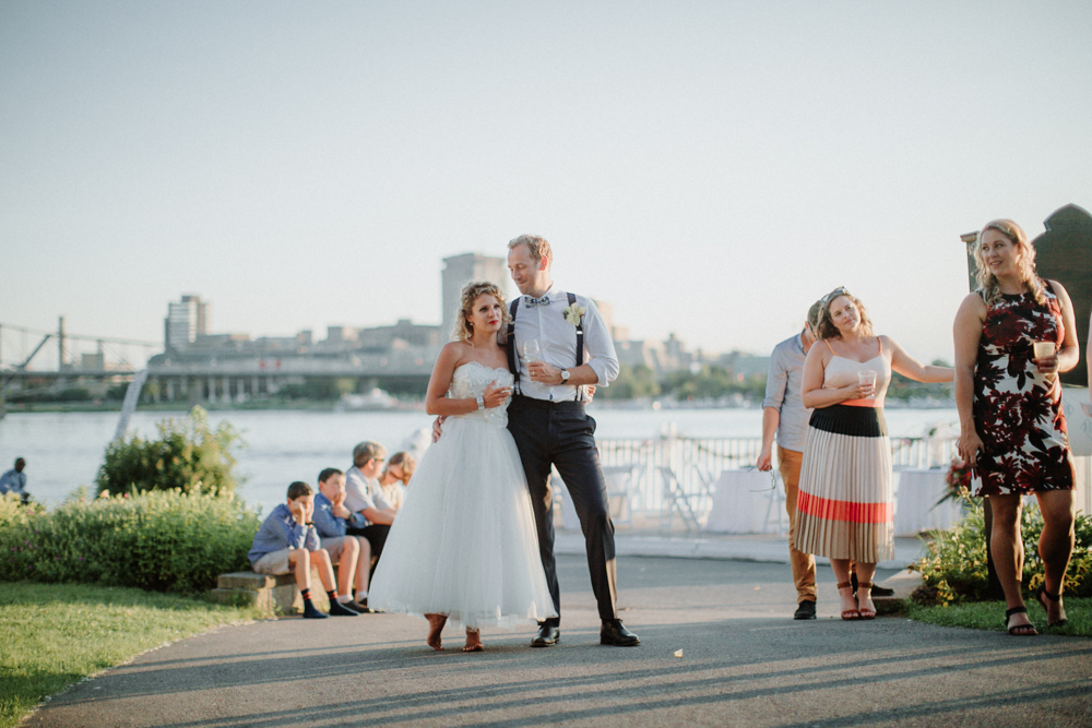 Ottawa OUTDOOR Wedding venue downtown