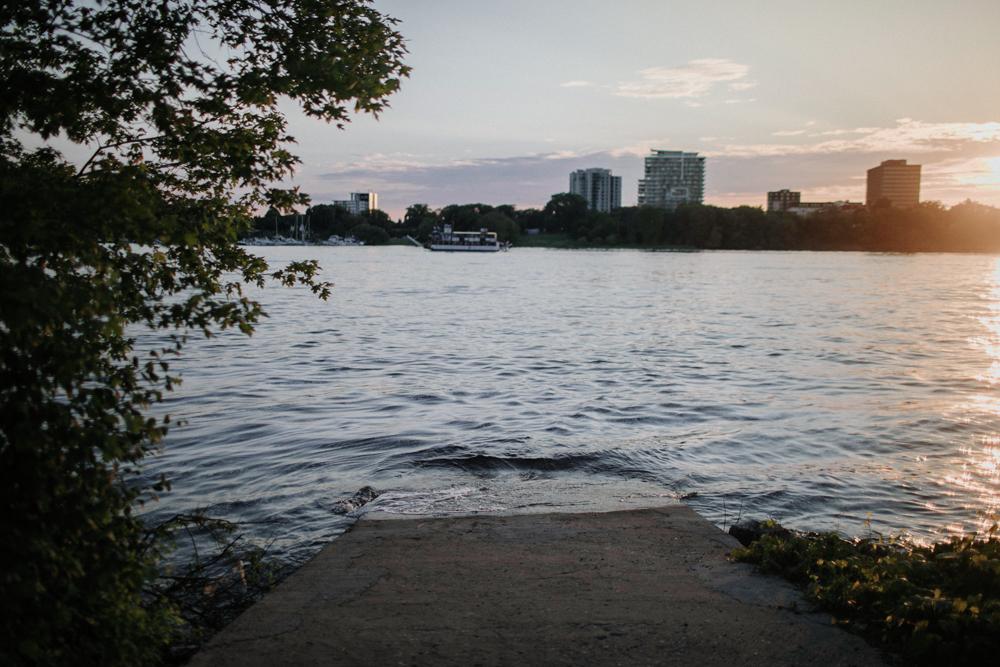 Ottawa Rowing Club Wedding-