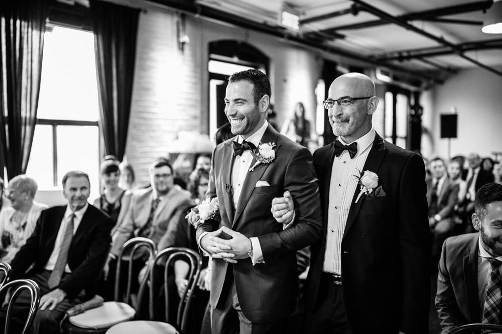 lambroisie-montreal-wedding ceremony